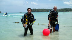 Sail and Dive Adventures - Dr. Theodor Yemenis - Thailand 2008
