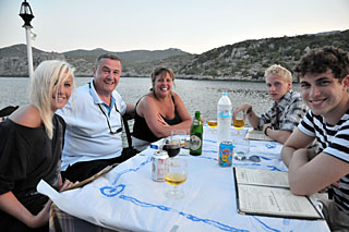 Saronic Islands and Peloponnes - Greece 2009